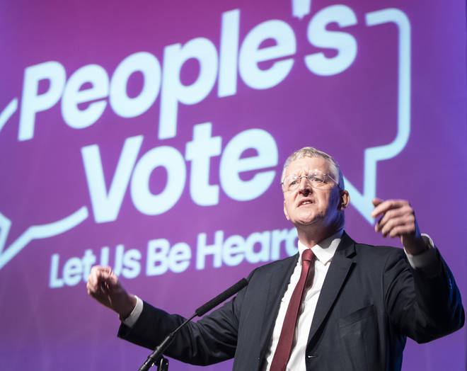 Hilary Benn's Bill could delay the UK's departure from the EU until next year
