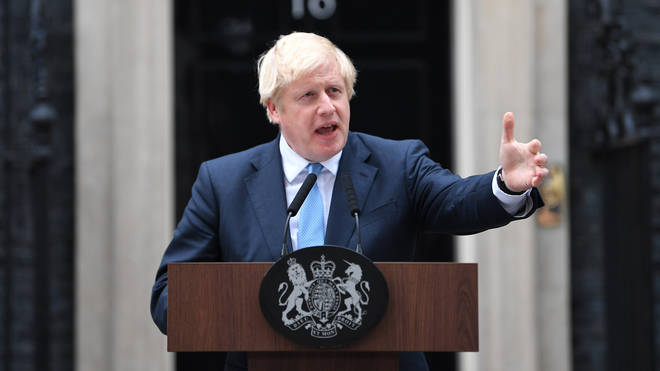 Boris Johnson is facing the showdown of his career in the House of Commons this evening