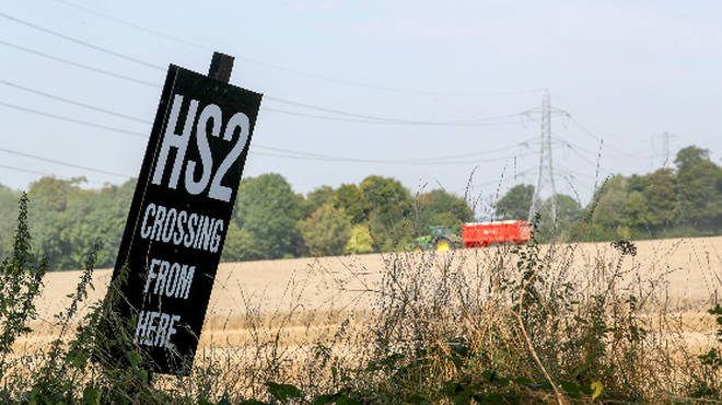 HS2 could go £22bn over previous budget