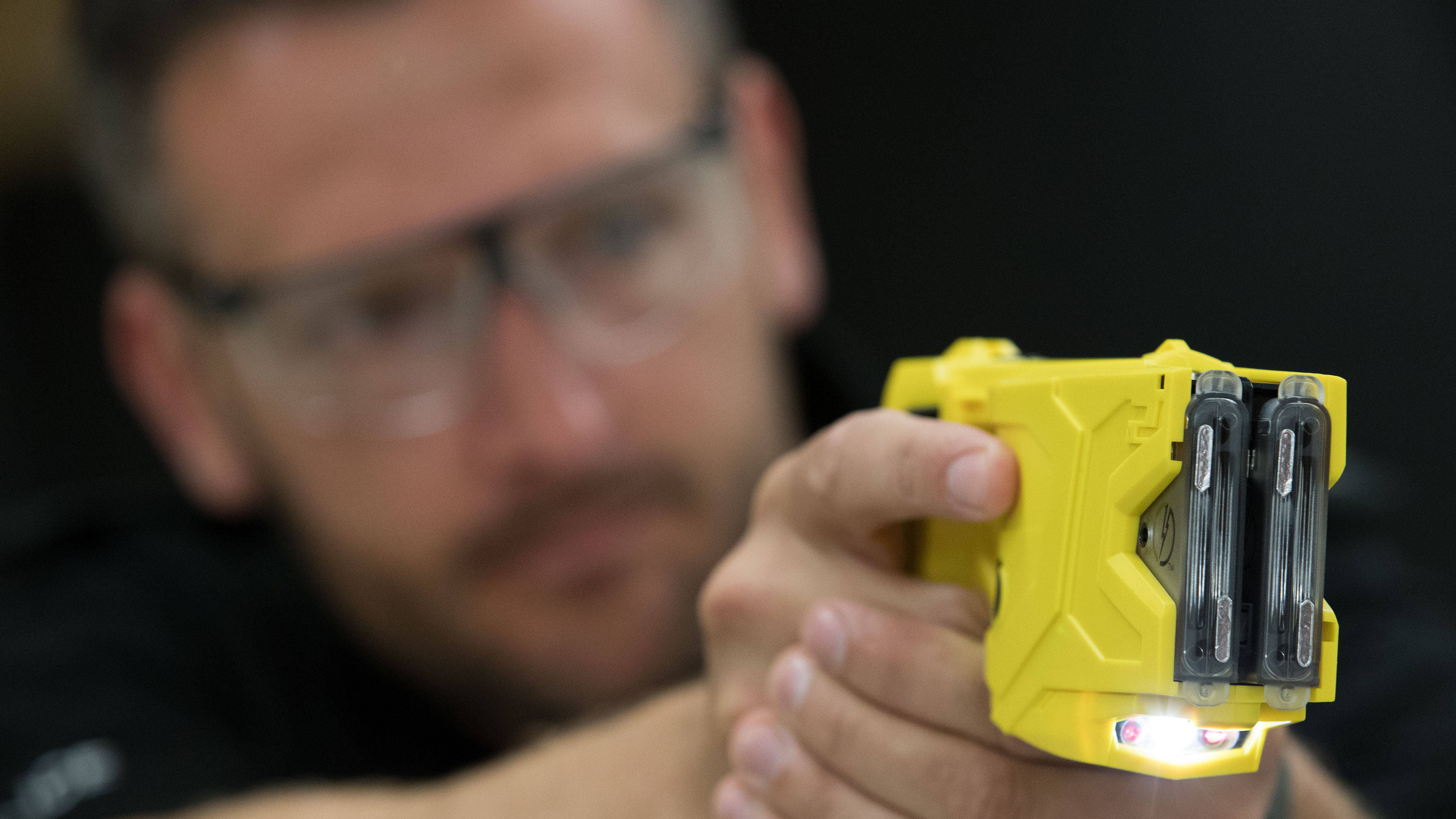 Police Federation Chair Says Officers Could 'Absolutely' Be Killed and Injured Without Tasers