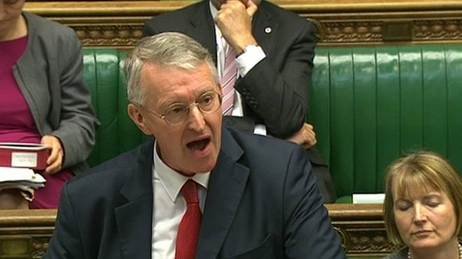 Hilary Benn's Bill will be voted on today in Parliament
