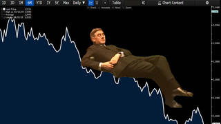 Jacob Rees-Mogg sitting on the pound exchange rate