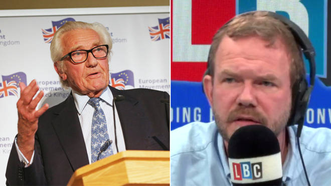 James O'Brien spoke to Michael Heseltine