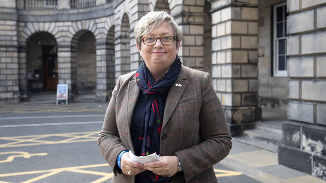 Joanna Cherry was one of the MPs bringing a legal challenge against the prime minister