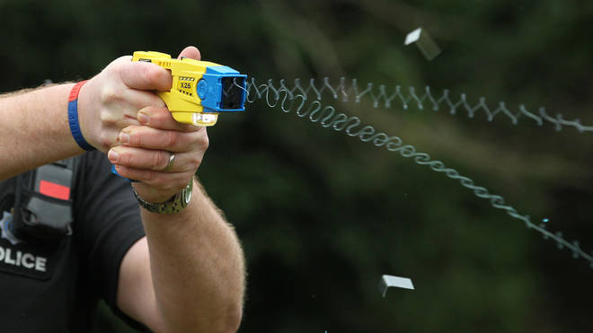 Stats show officers only fired tasers 9.1% of the times they were drawn