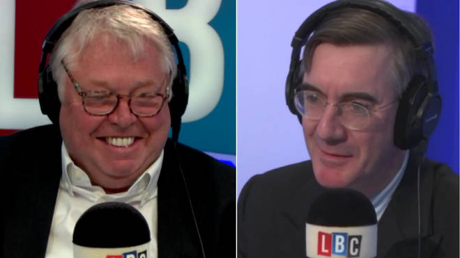 Nick Ferrari spoke to Jacob Rees-Mogg