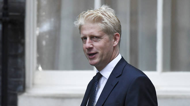 Jo Johnson has resigned as an MP