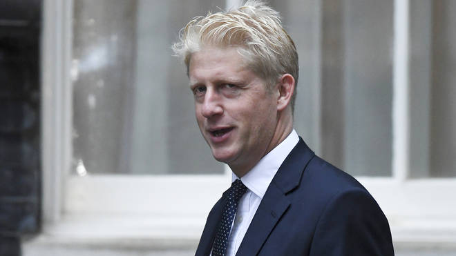 Jo Johnson quit as a Tory MP today citing 'family loyalty'
