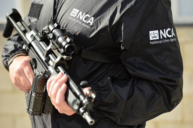 Armed officers arrested the pair at their homes in London and Coventry