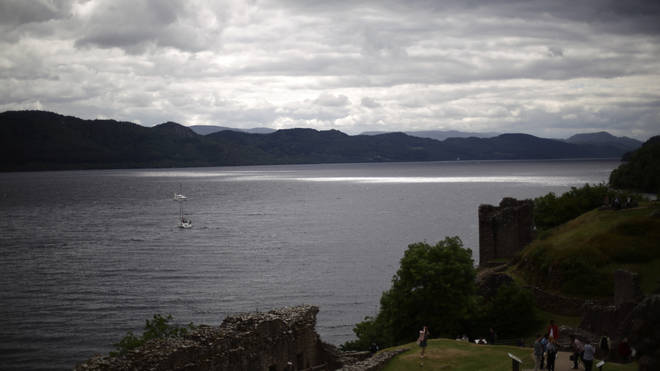 Professor Neil Gemmell led the study into the mythical creature at Loch Ness