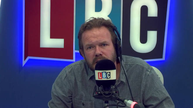 James O'Brien was left reeling by John's call
