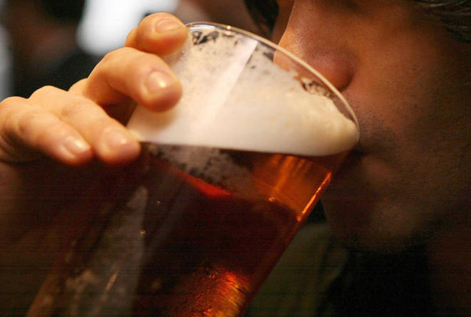 The price of a pint has risen by 10p in the last year