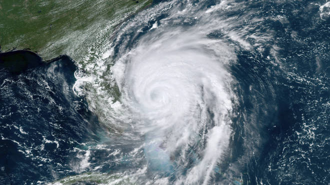 Hurrican Dorian is expected to cause damage to US towns and cities and could be a threat to life
