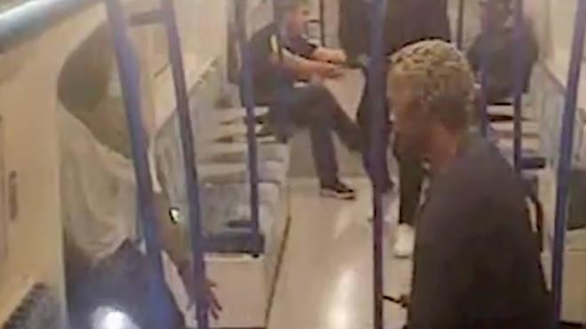Victoria Line stabbing