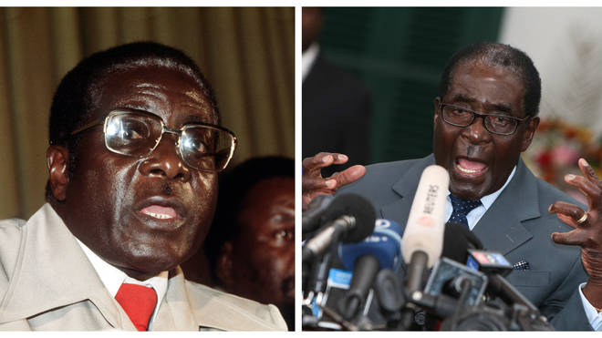 Former president of Zimbabwe Robert Mugabe has died at the age of 95