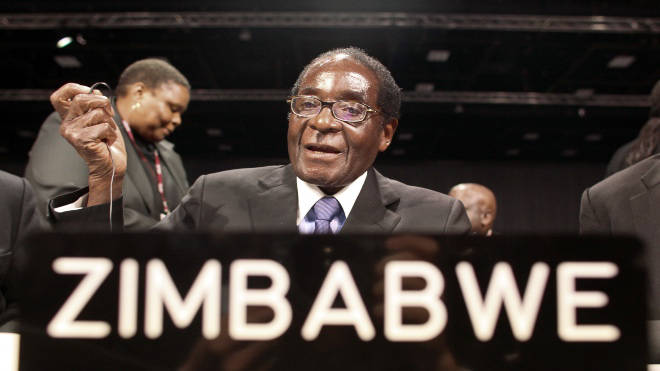 Robert Mugabe was one of Africa's most controversial leaders in recent history
