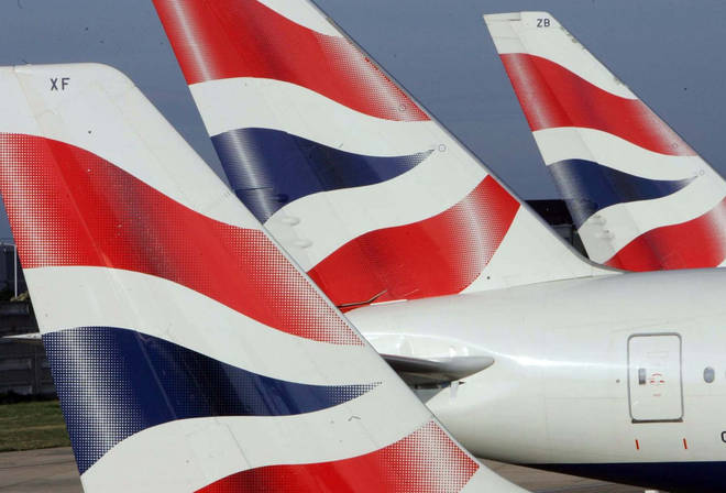 British Airways will begin strikes on Monday and Tuesday over a pay offer they say is too low.