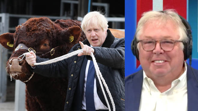 The political journalist gave a damning assessment of Boris Johnson