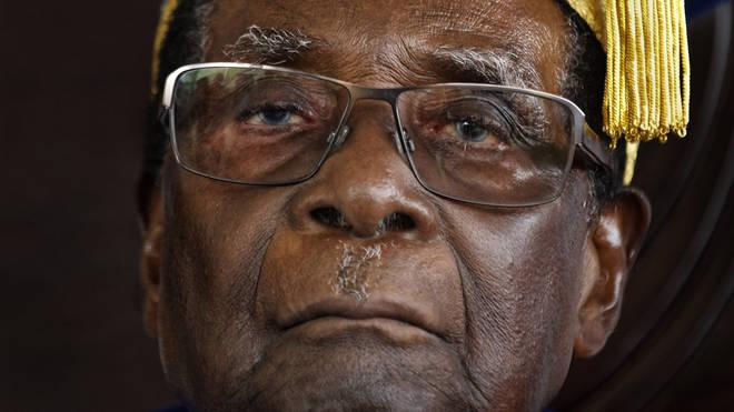 Robert Mugabe died aged 95