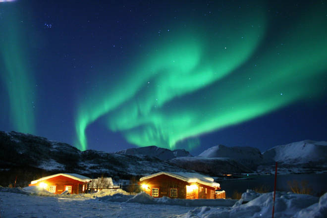 Win a trip to see the Northern Lights in Norway
