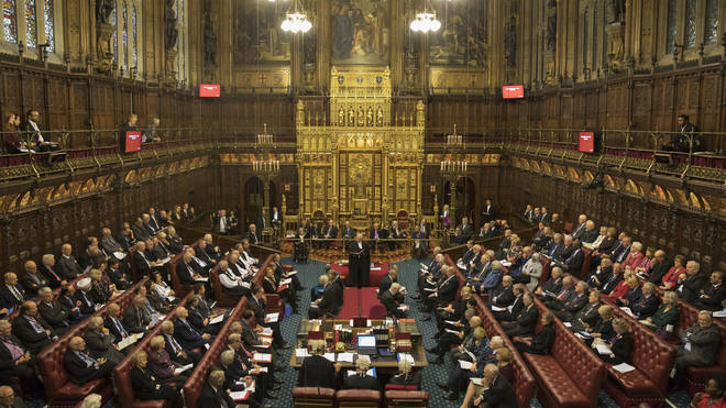 The House of Lords has agreed to legislation to block a No Deal Brexit