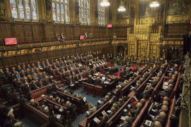 House of Lords Approves Legislation Aimed At Blocking No-Deal Brexit