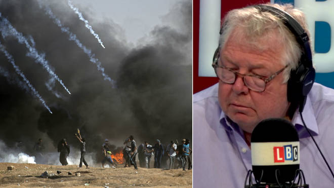 Nick Ferrari spoke to two experts about the Middle East crisis