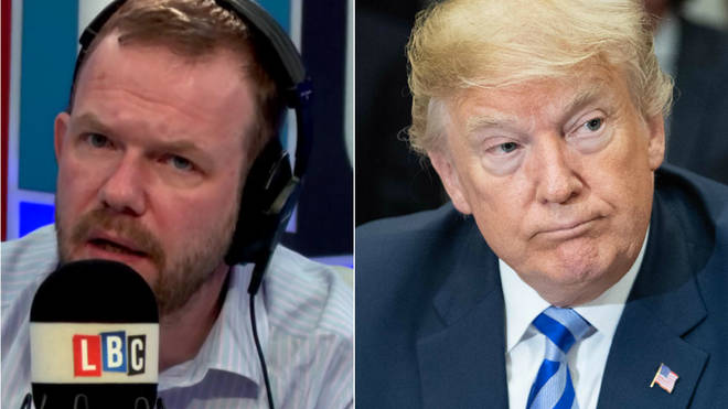 James O'Brien discussed Donald Trump's reason to move the US Embassy