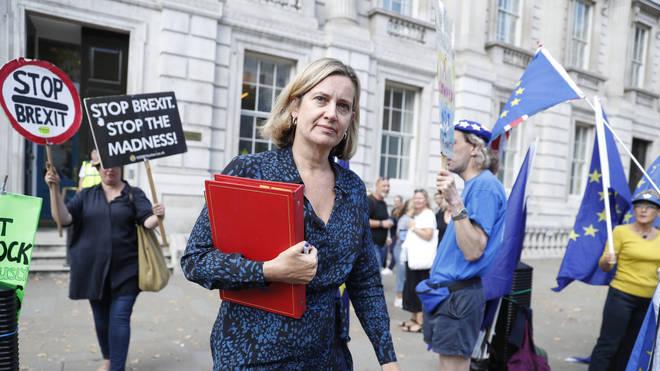"Amber Rudd Resigns Accusing Boris Johnson Of ""Assault On Decency And Democracy"""