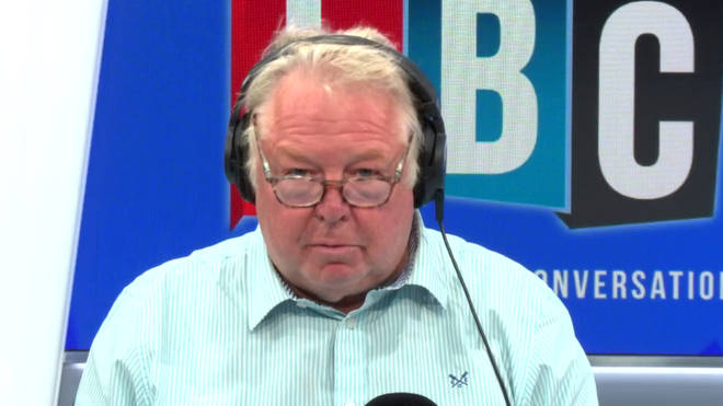 Nick Ferrari cut off this caller after he said Leave voters were mostly racist
