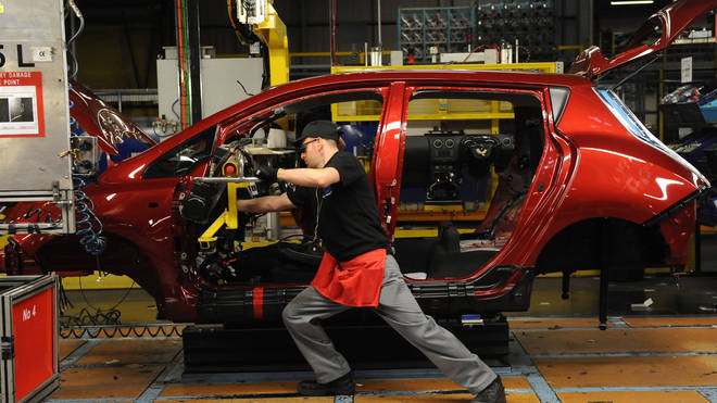 The UK's car manufacturing sector could help boost growth in August