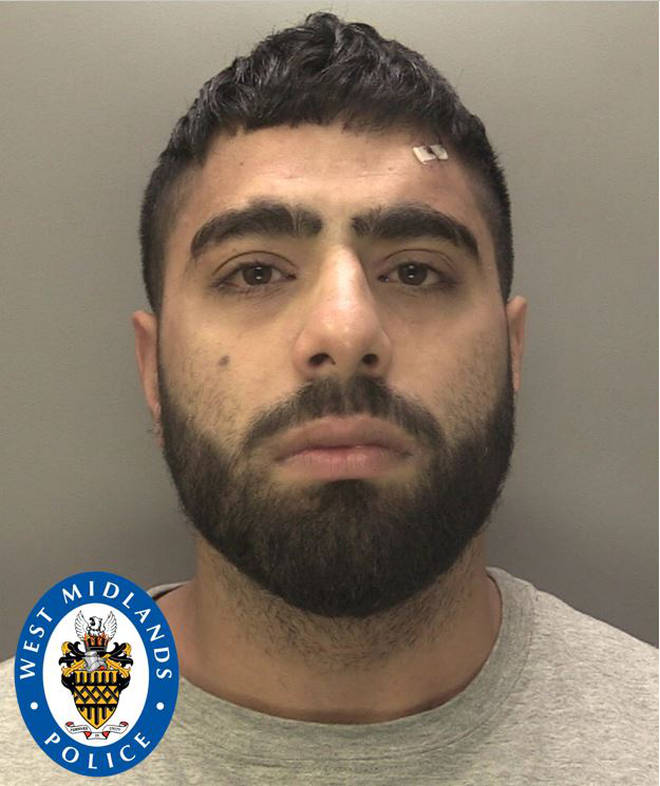 Ahsan Ghafoor, 24, also admitted two counts of car theft