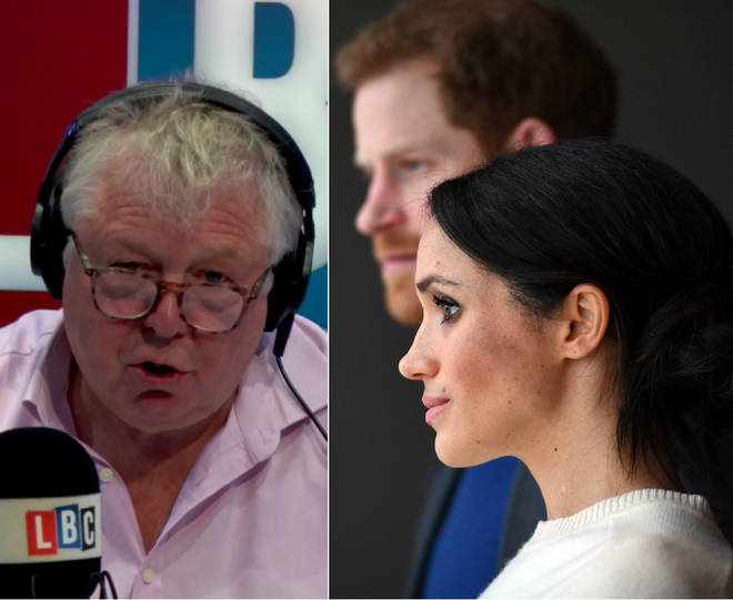 A Royal correspondent criticised the Palace over treatment of Thomas Markle