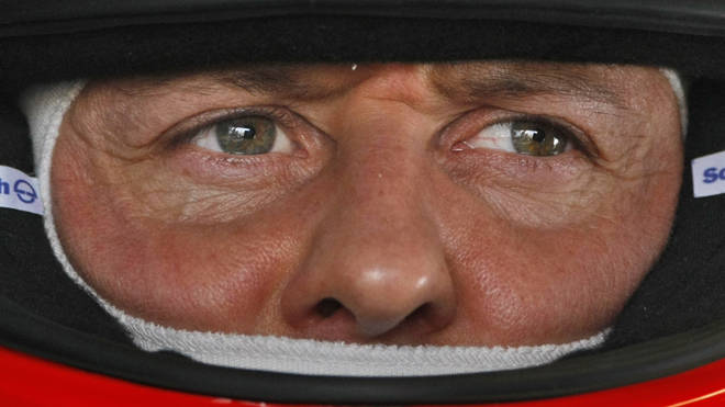 Michael Schumacher is reportedly receiving stem cell treatment in Paris