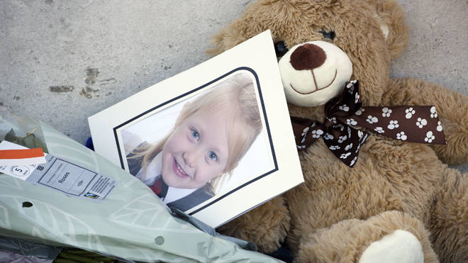 Alesha MacPhail died on the Isle of Bute