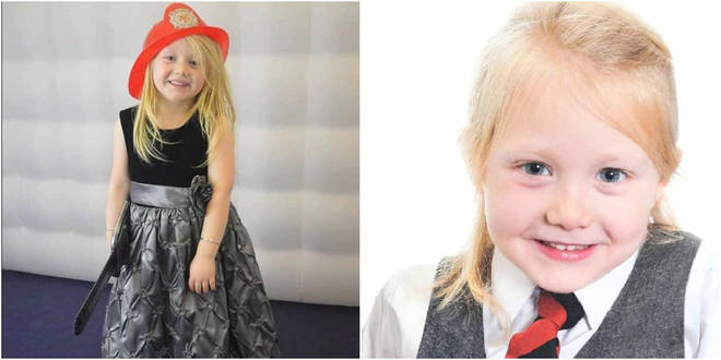 Six-year-old Alesha MacPhail was abducted, raped and murdered.