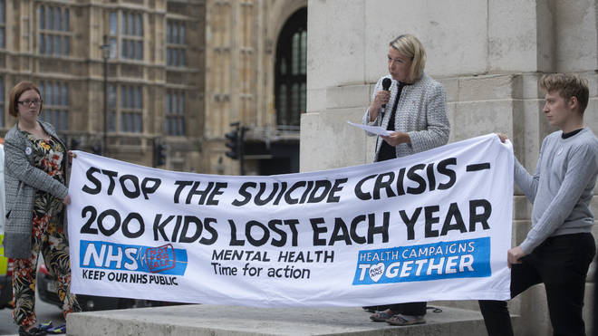 Charities and campaigns around the world work together to reduce suicides