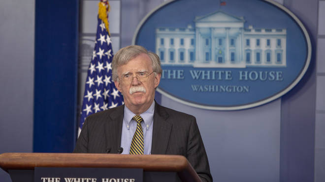 Donald Trump has fired his National Security Advisor
