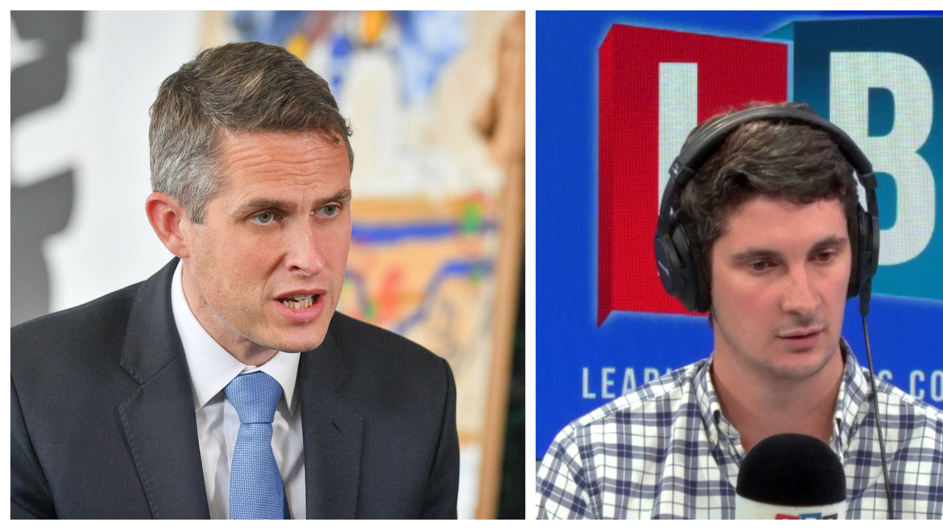 Gavin Williamson Insists Cabinet Knew About Prorogation Before Its Announcement