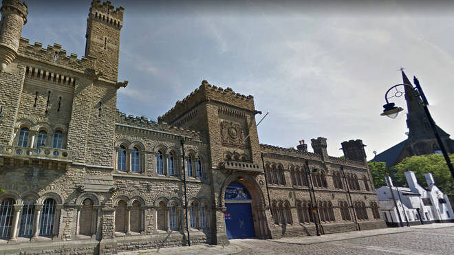 Castle Armoury Barracks in Greater Manchester,