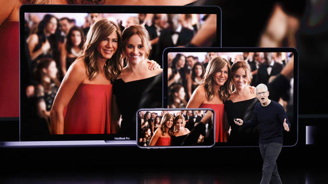 Apple TV+ will look to take a chunk out of the TV and film streaming services market
