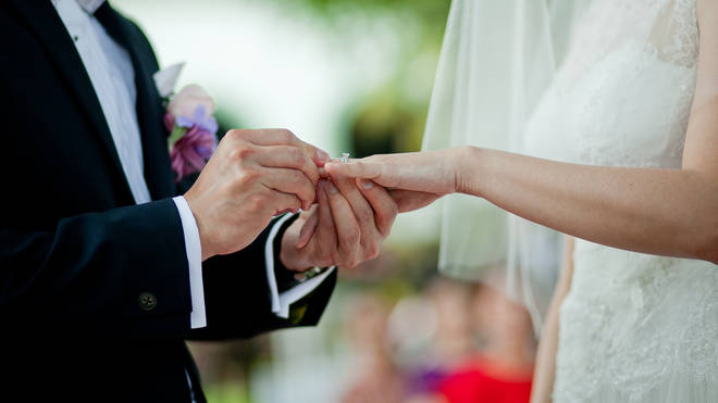 Why do we wear our wedding rings on the fourth finger on our left hand?