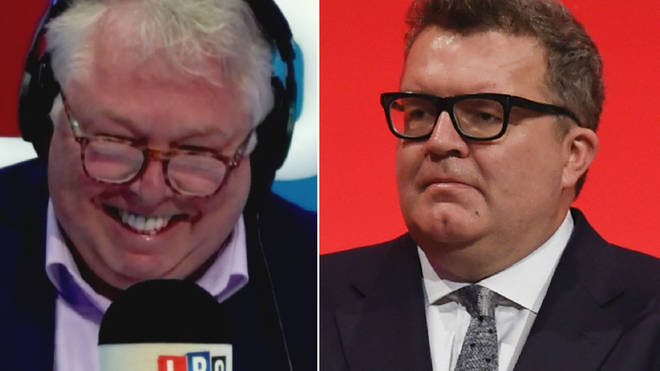 Nick Ferrari spoke to Labour Deputy Leader Tom Watson