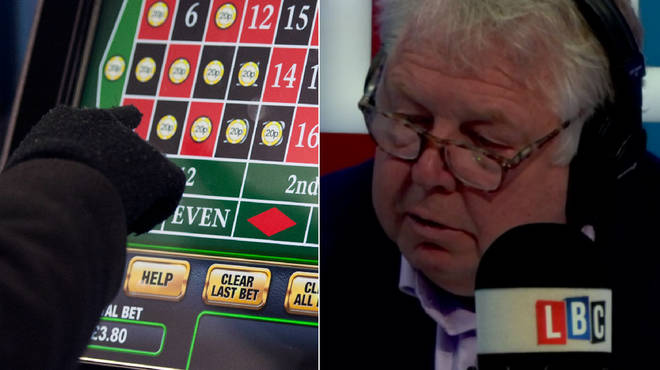 Nick Ferrari spoke to a victim of the FOBTs
