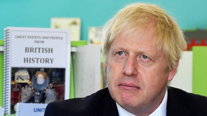 Boris Johnson publishes redacted version of Operation Yellowhammer documents