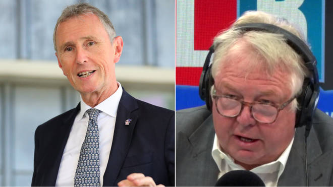 Nigel Evans insisted Yellowhammer is Project Fear on steroids