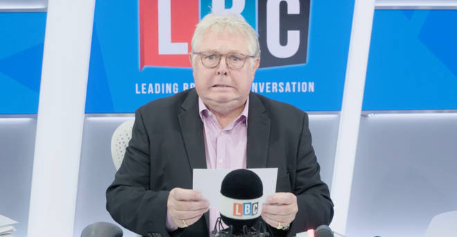 Nick Ferrari finds out a Make Some Noise challenge...