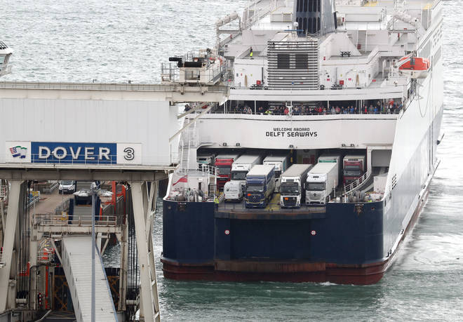The Operation Yellowhammer suggested there could be large delays at ports