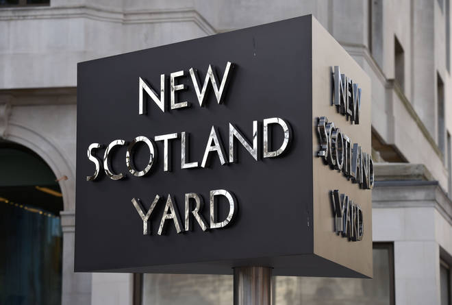 A pair have been arrested of murder after an eight-week-old baby was found with multiple broken bones