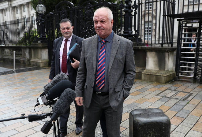 Mr McCord was disappointed with today's ruling and seeks to appeal the decision